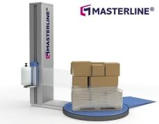 Masterline machine rekwikkelfolie
